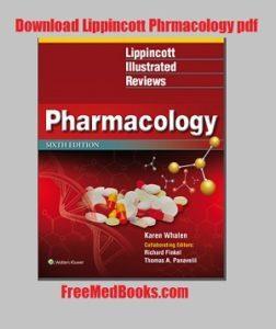 Lipincott pharmacology pdf