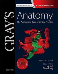 Gray's clinical anatomy