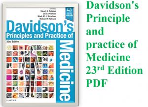 davidson's principles and practice of medicine 23rd edition pdf
