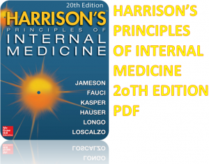 harrison's principles of internal medicine pdf 21th edition