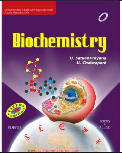 biochemistry by Satyanarayana pdf