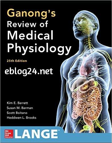 ganong physiology pdf