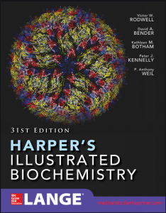harper's illustrated biochemistry pdf