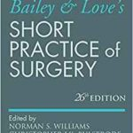 Bailey and Love Of Surgery Pdf: