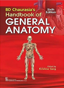 Bd chaurasia handbook of general anatomy pdf