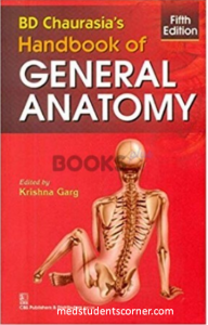 bd chaurasia's handbook of general anatomy pdf