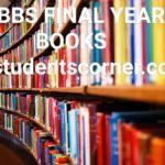 MBBS Final Year Books List/ Download Free Pdf: