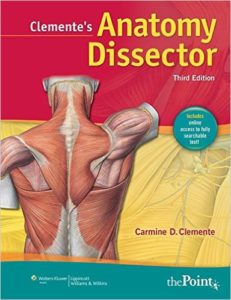 clement Anatomy dissector Pdf