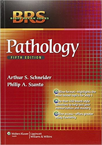 BRS Pathology Pdf