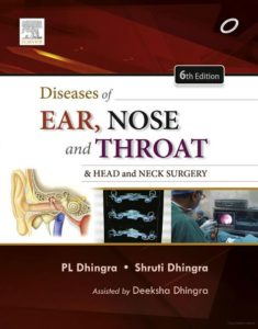 dhingra diseases of ENT