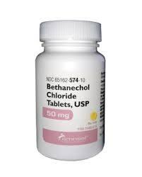 bethanechol uses