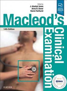macleod's clinical examination PDF