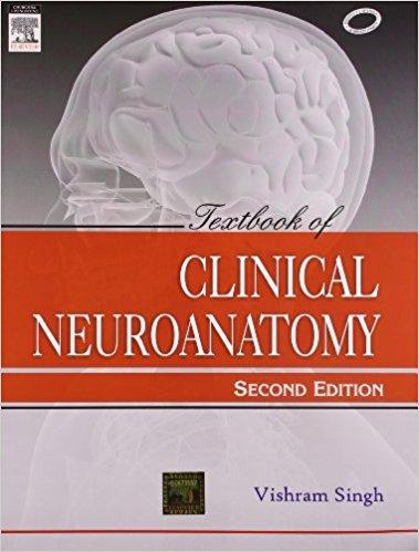 Clinical Neuroanatomy by vishram singh PDF Books free download