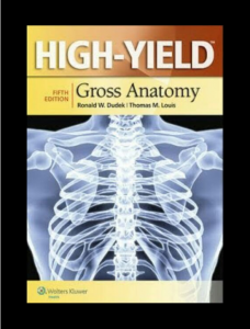 high yield gross anatomy pdf