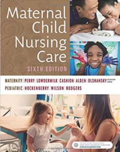 Maternal Child Nursing Care 6th Edition PDF
