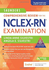 Saunders Comprehensive Review for the NCLEX-RN Examination 8th edition PDF