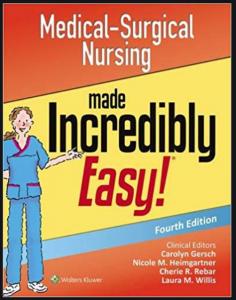 medical-surgical nursing pdf