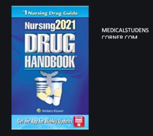 nursing 2021 drug handbook pdf