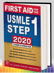 First Aid For The USMLE Step 1 pdf 2020