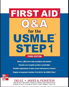 First Aid Q&A For The USMLE 3rd Edition PDF