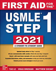 First Aid For USMLE Step 1 2021 PDF Free Download: