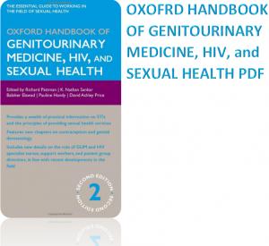 oxford handbook of genitourinary hiv and sexual health pdf