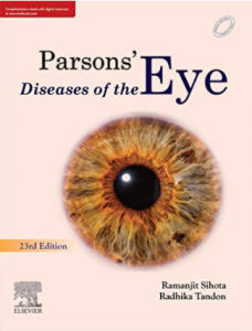 Parson's diseases of the eye 23rd edition pdf