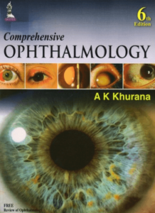 comprehensive ophthalmology pdf