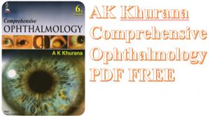 ak khurana ophthalmology 6th edition pdf free download