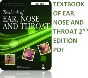 textbook of ear nose and throat pdf