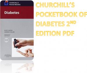 churchill's pocketbook of diabetes pdf
