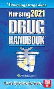 nursing 2021 drugs handbook pdf