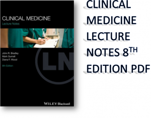 clinical medicine lecture notes pdf
