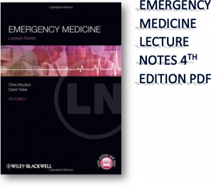 lecture notes emergency medicine pdf