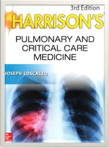 harrison's pulmoary and critical care medicine pdf