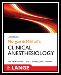 clinical anesthesiology pdf
