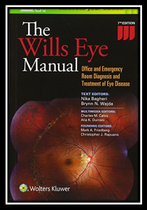 the wills eye manual pdf