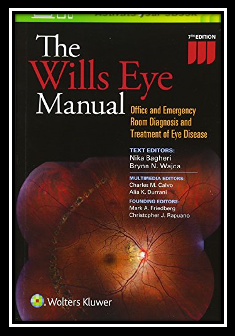 The Wills Eye Manual 7th Edition Pdf Free Download And