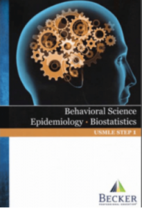 usmle step 1 behavioral science epidemiology biostatistics pdf