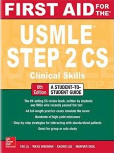 first aid for usmle step 2 cs pdf