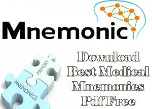 All mnemonics for mrcp part 1 pdf