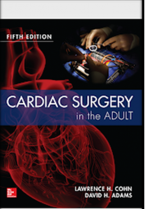 cardiac surgery in the adult pdf