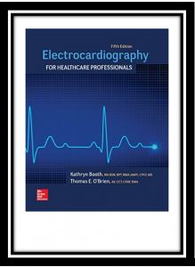 Electrocardiography for healthcare professionals pdf