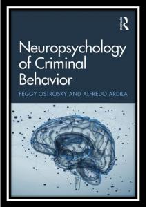 Neuropsychology of criminal behavior pdf