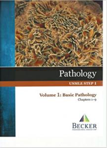 Becker usmle step 1 pathology volume 1 pdf