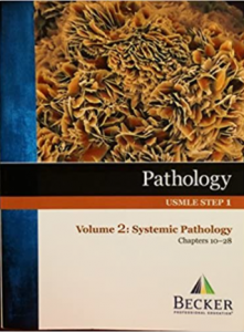 Becker usmle step 1 pathology volume 2 pdf
