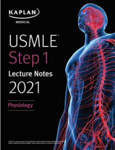 USMLE step 1 physiology 2021 edition pdf