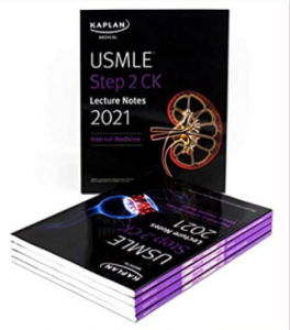 USMLE step 2 ck lecture notes internal medicine 2021 edition pdf