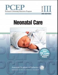 PCEP book 3 neonatal care pdf