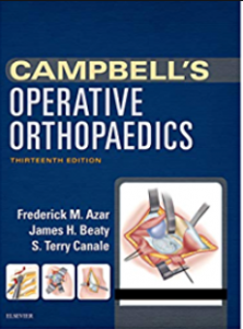 Campbell's operative orthopaedics 13th edition pdf